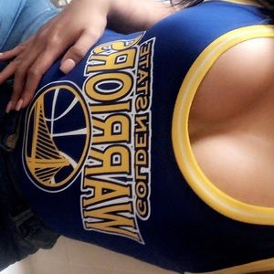 Golden State Warriors One Piece